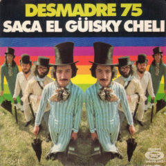 `Música de nuestras Vidas´ hoy Desmadre 75 y el tema `Saca el güisky, Cheli´