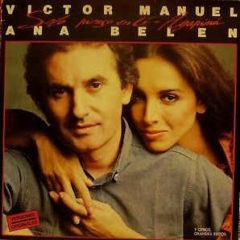 `Música de nuestras Vidas´ hoy Víctor Manuel y Ana Belén el tema  `Solo pienso en ti´
