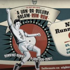 Rock FM presenta Night Running On 2020 25,26 y 27 de Septiembre