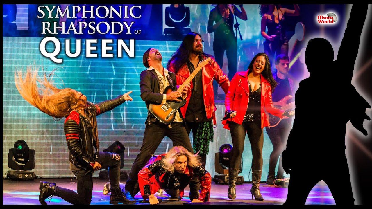 Concierto: Symphonic Rhapsody of Queen en el Fórum Evolución