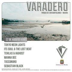 Varadero fest, festival de música urbana en Moaña