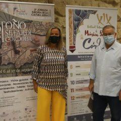 Presentada la 8ª Edición del Otoño Sefardí en Córdoba & 21ª Jornada Europea de la Cultura Judía