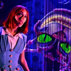 Alicia en el musical de las maravillas en Teatro Municipal Miguel de Cervantes en Málaga