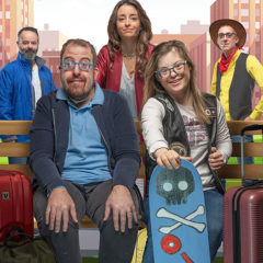 Campeones del humor en Auditori de Castalla en Alicante
