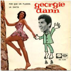 `Música de nuestras Vidas´ hoy Georgie Dann y el tema `Por qué un pijama´