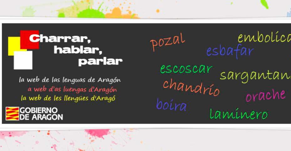 difusion del aragones y el catalan de Aragon en las escuelas