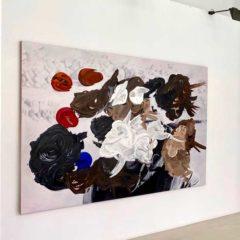 Eduardo Sarabia. Expediciones en Galería Javier López y Fer Francés  en Málaga