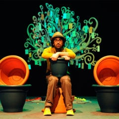 El árbol de mi vida en Teatro Echegaray en Málaga