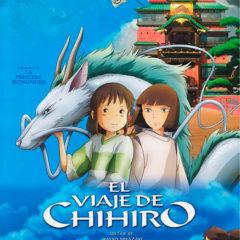 Estreno de El viaje de Chihiro el 13 de agosto