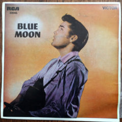 `Música de nuestras Vidas´ hoy Elvis Presley y el tema `Blue Moon´