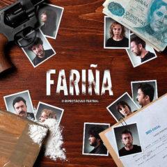 Fariña, teatro en Pazo da Cultura en Pontevedra
