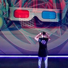 Geometria en Sat! Teatre en Barcelona