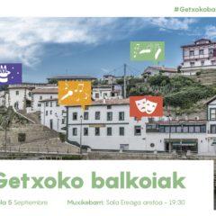 'Balcones de Getxo' muestra en Muxikebarri los trabajos premiados