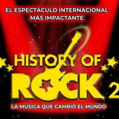 History of Rock 2 en Auditorio de Zaragoza