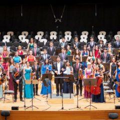 La Joven Orquesta Sinfónica de Valladolid (JOSVa) se une al ciclo `A cielo abierto´
