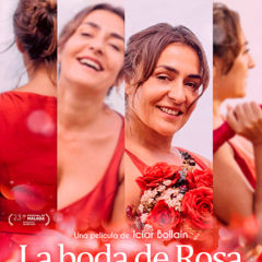 Estreno de La boda de Rosa el 13 de agosto