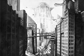 la ciudad utópica de King Camp Gillette, Metropolis