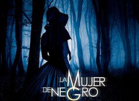 La mujer de negro (Víctor Conde) en Teatro Muñoz Seca en Madrid