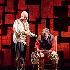 La zanja en Teatro del Barrio en Madrid