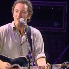 `Música de nuestras Vidas´ hoy Bruce Springsteen y el tema `Working on the Highway´
