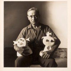 Exposición `Miró. La musa blanca´