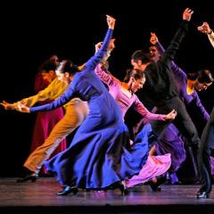 Naturalmente flamenco (Ballet Flamenco de Andalucía) en Teatros del Canal en Madrid