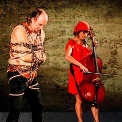 Nuestros aragoneses Pepín Banzo y Elena S. Perdomo llevan su magia a Coruña