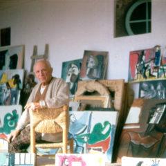 Picasso visto por Otero en Museo Picasso Málaga