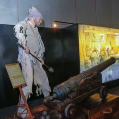 Piratas. Los ladrones del mar en Pabellón de Navegación de la Cartuja en Sevilla