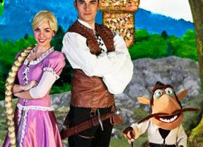 Rapunzel, el musical en Teatro Real Carlos III de Aranjuez en Madrid