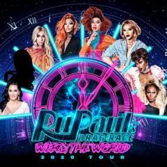 RuPaul's Drag Race. Werq the World Tour 2021 en Sant Jordi Club en Barcelona