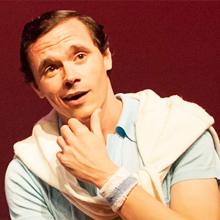 Solo Fabiolo, glam slam en Teatro Chapí en Alicante