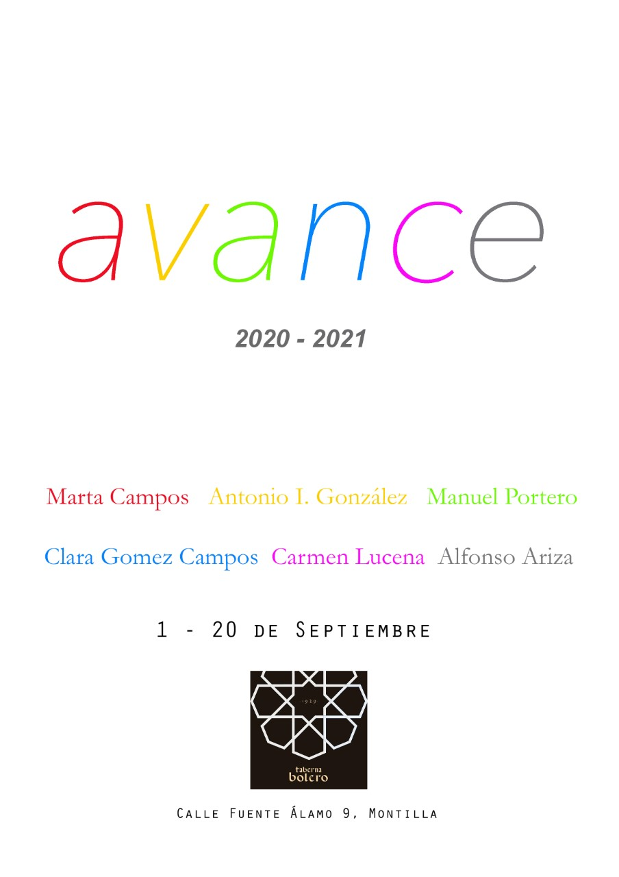 Taberna Bolero de Montilla presenta Avance 2020/2021