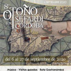 Otoño Sefardí en Córdoba 2020, 8 Exposiciones del 6 al 27 de Septiembre, pasear y visitarlas!!