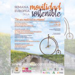 Doña Mencía celebra la semana europea de la movilidad sostenible