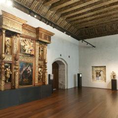 Intenso regreso al otoño en el Museo Nacional de Escultura