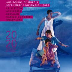 Auditorios Municipales de Murcia: programación de sept-dic 20