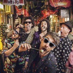 Billy Boom Band en el Palacio de Festivales