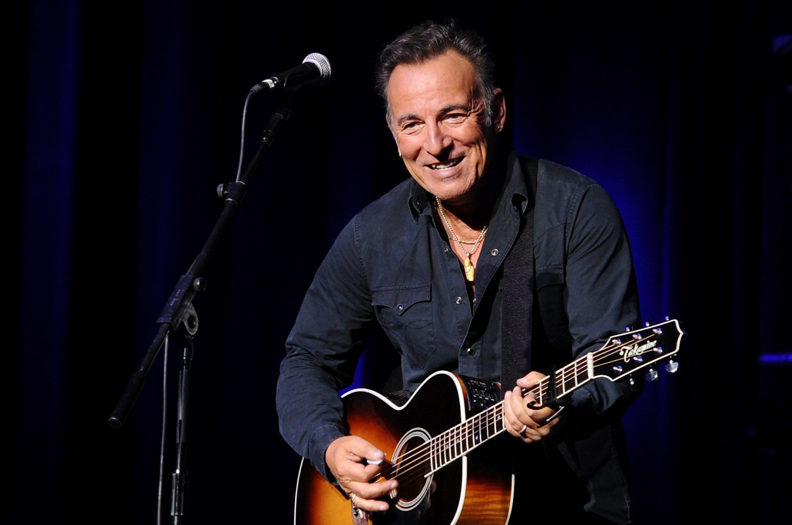 Bruce Springsteen anuncia nuevo disco