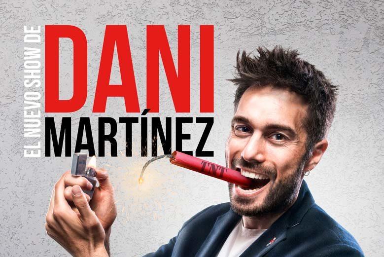 CANCELADO el Show de Dani Martínez en el Fórum Evolución