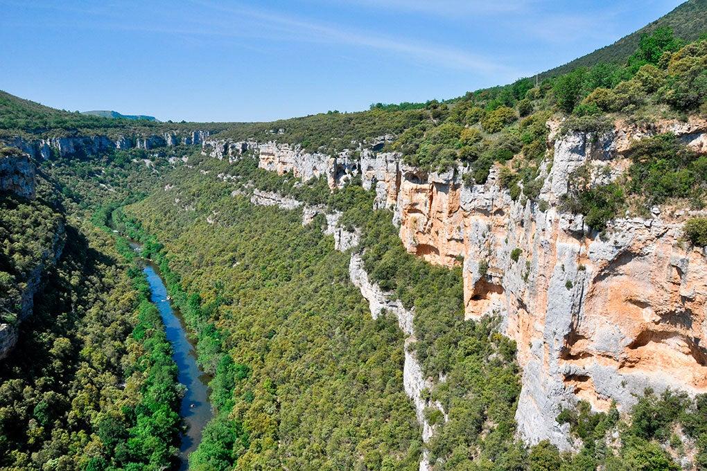 Canones del Ebro