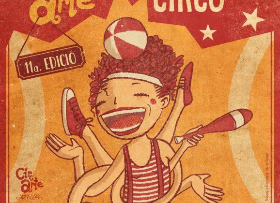 Programación de la 11ª Edición Festival de circo contemporáneo Circarte 2020