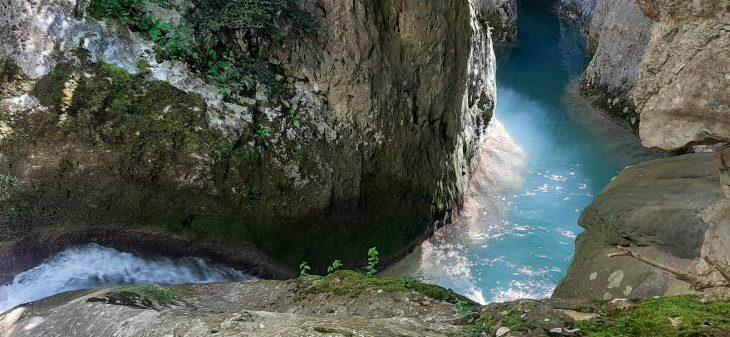 Desfiladero del Rio Puron min