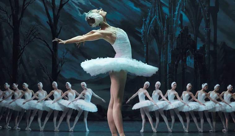 El lago de los cisnes Ballet Nacional Ruso