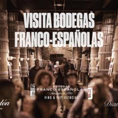 Enoexperiencias en Bodegas Franco Españolas