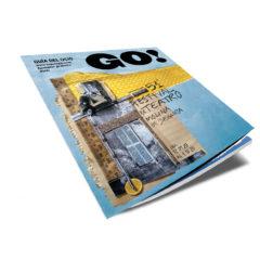 Aquí puedes leer la Guía del Ocio GO Murcia