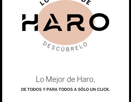 Lo mejor de Haro