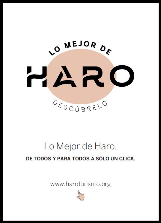 Logotipo Lo mejor de Haro