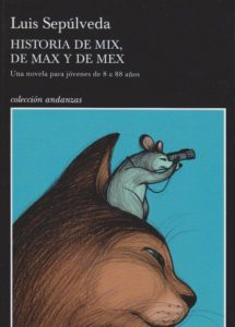 Libros Luis Sepúlveda
