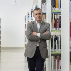 Lorenzo Silva presenta 'El mal de Corcira' en el MEH